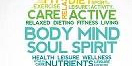 Mind Body & Soul - Wellness for All tickets