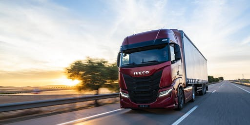 Présentation nouvelle gamme IVECO