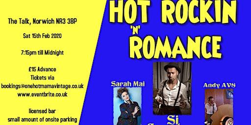 Hot Rockin 'N' Romance