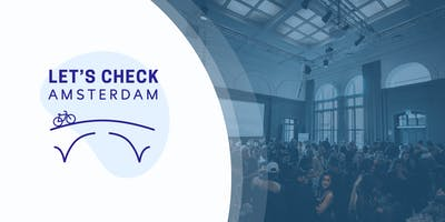 Lets check Amsterdam - Test Automation Meetup - 2n