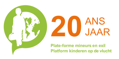 20 jaar Platform Kinderen op de vlucht / 20 ans Plate-forme Mineurs en exil