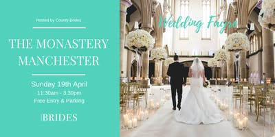 The Monastery Manchester Wedding Fayre Hosted by County Brides