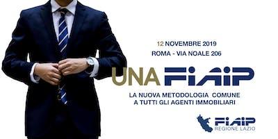 Corso UNAFIAIP RISERVATO AGLI ASSOCIATI - FIAIP Lazio 12 novembre 2019