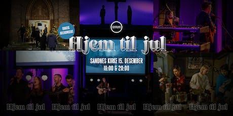 Hjem til jul - gratis julekonsert tickets