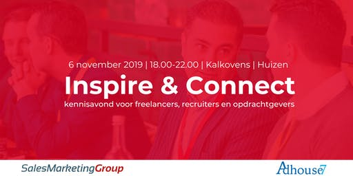 Inspire & Connect |  6 november