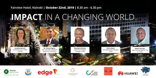 Impact in a Changing World