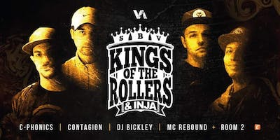 Kings of the Rollers (Exclusive 2hr Set) Serum, Voltage, Bladerunner & Inja