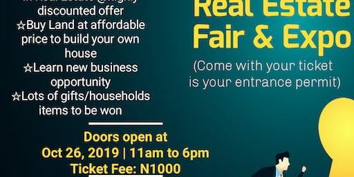 Real Estate Trade fair & Expo - Affordable Land &