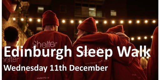 Sleep Walk 2019 - Edinburgh