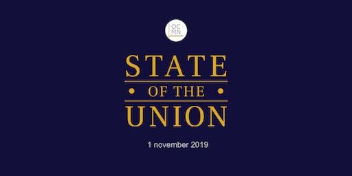 OCMN - maandelijkse netwerk conferentie vrijdag 1 november 2019