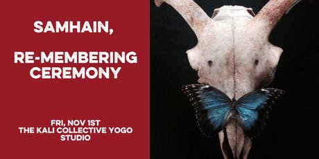 Samhain, Re-membering Ceremony tickets