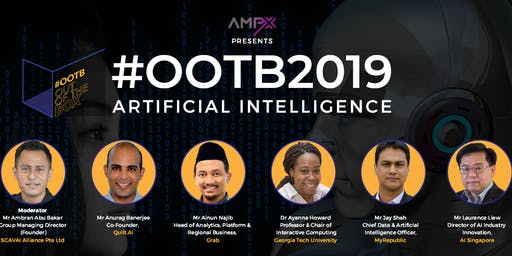 #OOTB 2019: Artificial Intelligence