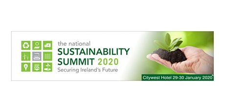 National Sustainability Summit 2020 tickets