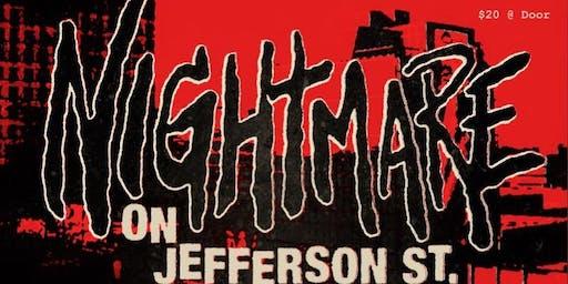 Nightmare on Jefferson St.