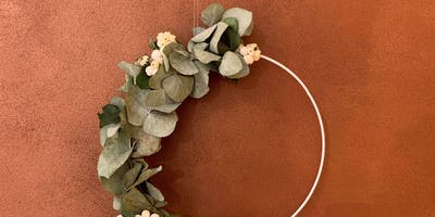 DIY-Workshop: Eucalyptuskranz