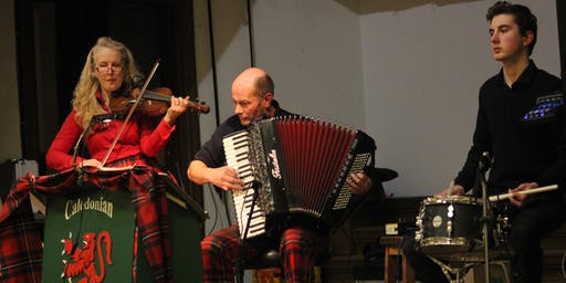 HSPA Ceilidh with music by the Caledonian Reelers