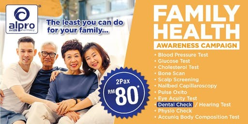 Family Health Awareness Campaign