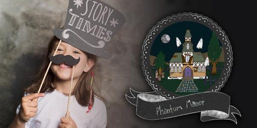 STORYTIME HALLOWEEN BY KIDS&US