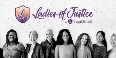 Nov 21st  'Ladies of Justice' Luncheon