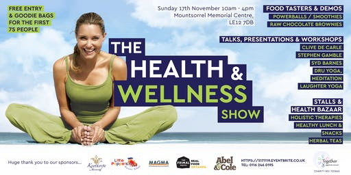 The Health & Wellness Show November 2019