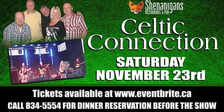 Celtic Connection tickets
