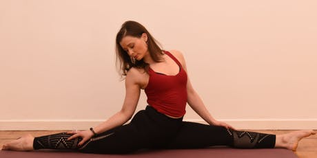 Vinyasa Yoga with Orsi tickets
