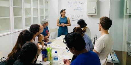 Entry-preneur Conversational Chinese (Mandarin) Basic 1 Trial tickets