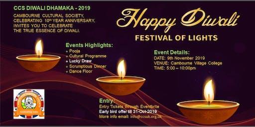 CCS Diwali 2019 Celebration