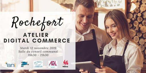 Rochefort  | Atelier Digital Commerce