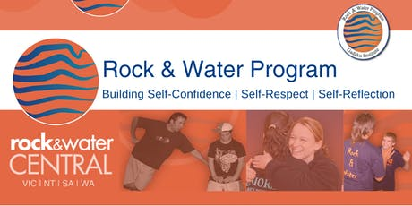 Rock and Water Program  | Melbourne | 3 Day Workshop March 17 - 19, 2020 tickets