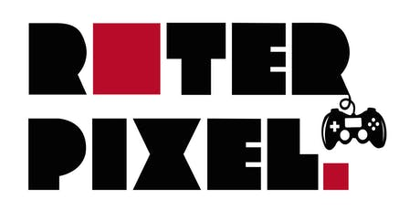 Roter Pixel - Hello World Tickets
