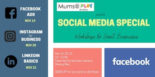 Social Media Special | Facebook Ads
