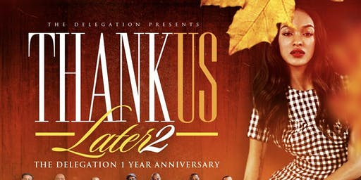 Thank Us Later 2 featuring Michael Foster Project