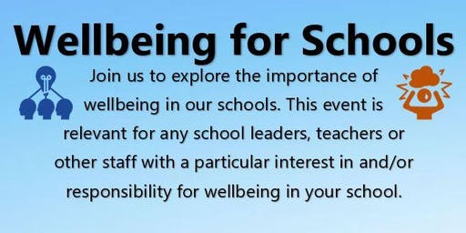 Wellbeing for Schools