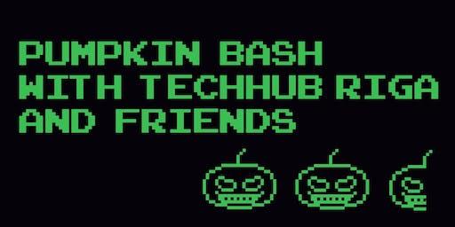 Pumpkin Bash with TechHub Riga & friends