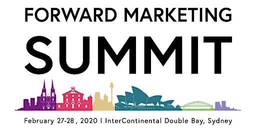 Forward  Marketing Summit Sydney 2020