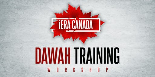 iERA's Foundational Dawah Training Workshop [Fahad Tasleem | Ali Usman]