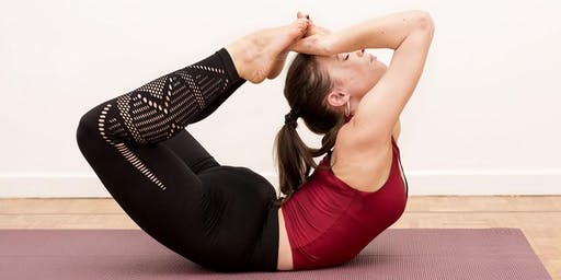 Backbend and Heart Opening Workshop
