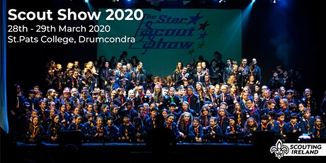 Star Scout Show 2020 tickets