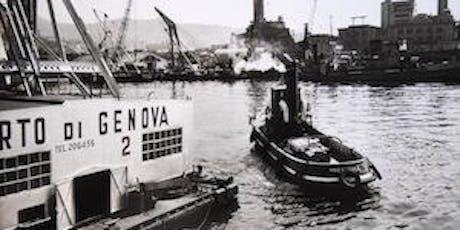 Visita guidata alla mostra Porto di Genova di Lisetta Carmi biglietti