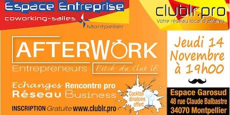 Afterwork Entrepreneur de Novembre. billets