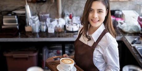Nationally Accredited Barista and Safe Food Handlers Course - Rockhampton tickets