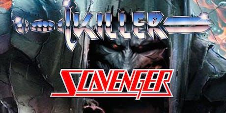 KILLER + SCAVENGER + POWERSTROKE tickets