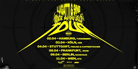 "Lugatti & 9INE ""Man Kennt Sich Tour 2020"" tickets"