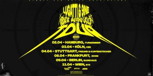 """Lugatti & 9INE """"Man Kennt Sich Tour 2020"""""""