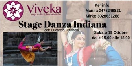 Stage Danza Indiana in Porta Venezia biglietti