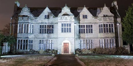 St Johns Haunted Mansion Ghost Hunt (Warwick) tickets