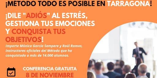Gestiona tus emociones y alcanza tus metas en Tarragona