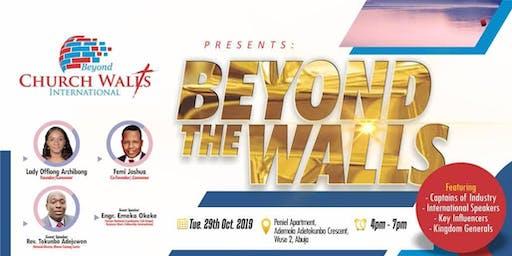 Beyond the Walls Symposium
