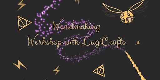 Harry Potter Wand Making
